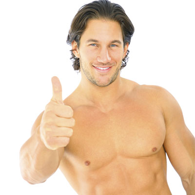 Grwoth hormone therapy benefits for muscle